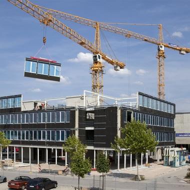 GOLDBECK – wirtschaftliches Bauen mit System