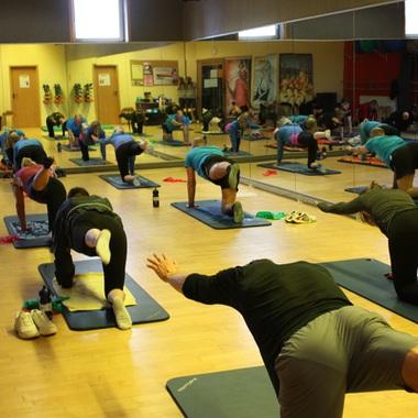 Sporttag bei GOLDBECK: Rücken-Fit