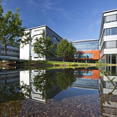 Unser Hauptstandort in Bielefeld