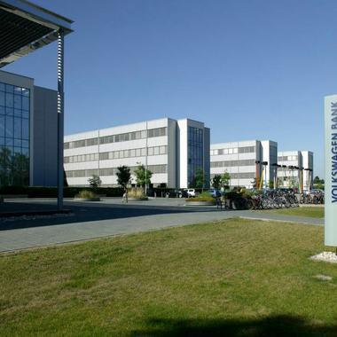 Gebäude Standort Schmalbachstraße