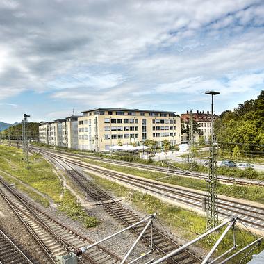 Unser Hauptsitz in Freiburg direkt am Hauptbahnhof