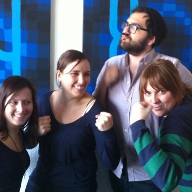 """Unser """"wif"""" Design Challenge Team"""