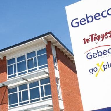 Gebeco Firmengebäude