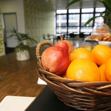Retarus HQ München - Cafeteria