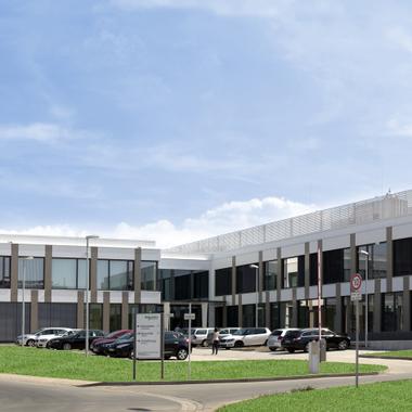 Das OEM Solutions Headquarter in Marktheidenfeld