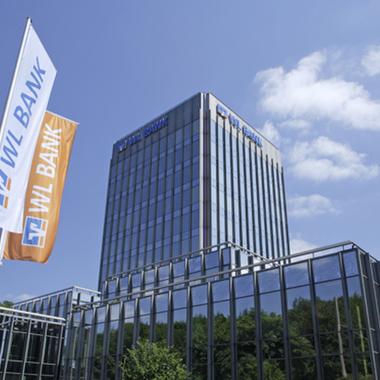Zentrale der WL BANK in Münster