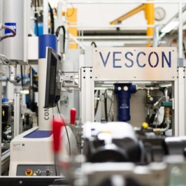 Sondermaschinenbau -EOL-Prüfstand für VW-Hinterachsen beim VW Caddy 4motion