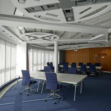 Meetingraum des Wiener Accenture Büros