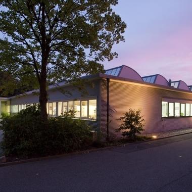 Das IKA Headquarter in Staufen