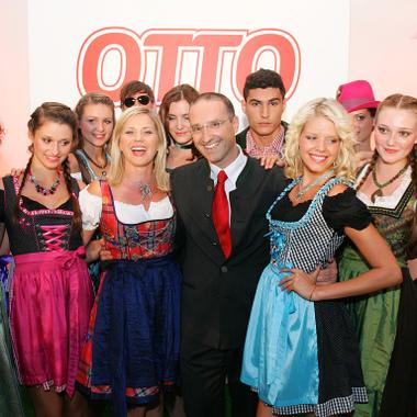 Trachtenshow Otto Österreich