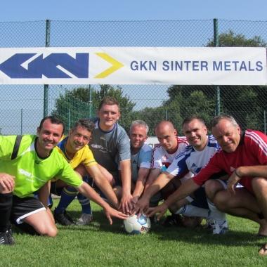 GKN Fußballturnier