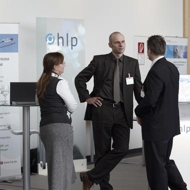 Teilnahme an Fachkongressen