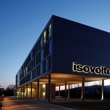 Isovolta Headquarters in Wr.Neudorf/AT