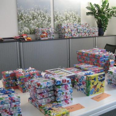 Kinderweihnachtsgeschenke
