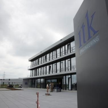 Unser ITK-Hauptsitz Rülzheim - Rheinland-Pfalz