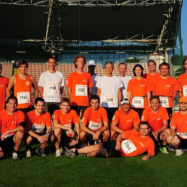 Der jährliche WKO-Businesslauf auf der Linzer Gugl ist einer unserer fixen gemeinsamen sportlichen Aktivitäten.