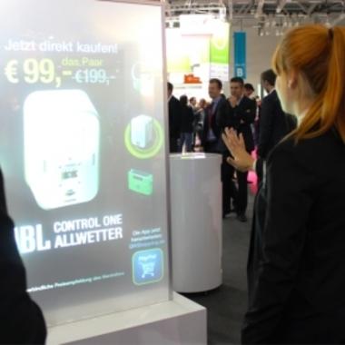 Der virtuelle Promoter auf der dmexco 2013