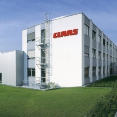 Die CLAAS Academy ist eine Bildungseinrichtung für Mitarbeiter, Handelspartner oder Importeure.