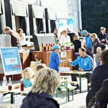 Tag der offenen Tür an der Niederlassung Hamburg