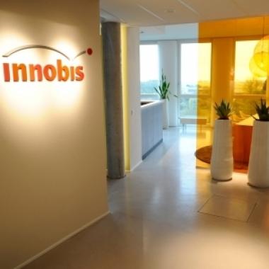 Eingangsbereich der innobis AG