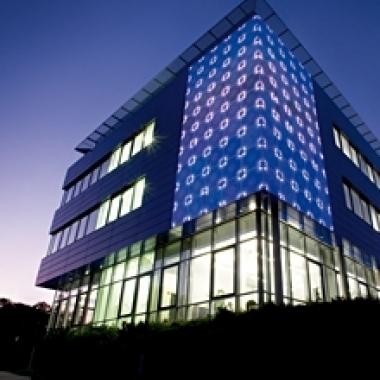 Unser 2009 erbautes Entwicklungsgebäude in Lüdenscheid