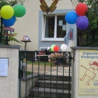 Englischer Kindergarten in Kleinmachnow