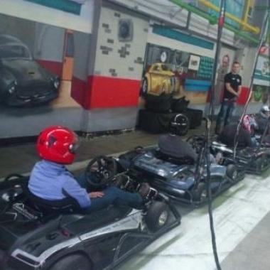 Teamevent Kartfahren