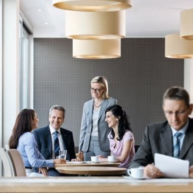 Abteilungsübergreifende Zusammenarbeit in interdisziplinären Teams eröffnet neue Lösungsansätze
