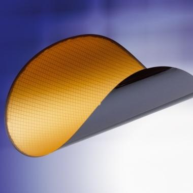 Innovation: 300mm Dünnwafer für Leistungselektronik