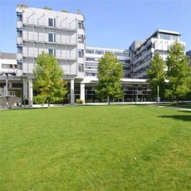 Gebäudekomplex Giesing