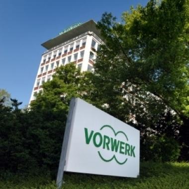 Die Vorwerk Firmenzentrale in Wuppertal