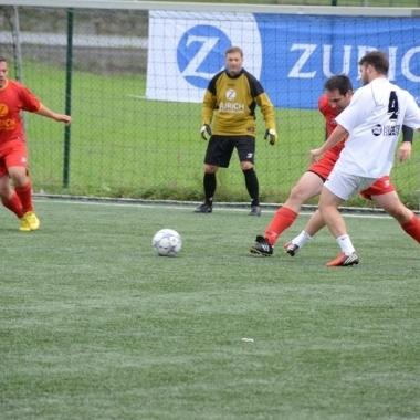 Zurich Games: Staffellauf und Fußball locken stets viele Sportbegeisterte an.