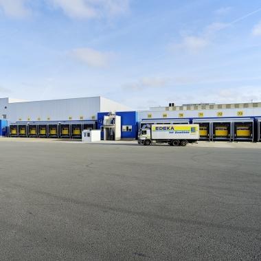 Hauptverwaltungs- und Logistikstandort Neumünster