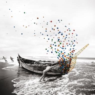 Was machen Fischer, wenn sie nicht länger fischen können? Nachdem ein Tsunami die Fischerei-Industrie in Tamil Nadu (Indien) vernichtet hatte, benötigten die Bewohner der Stadt eine neue berufliche...