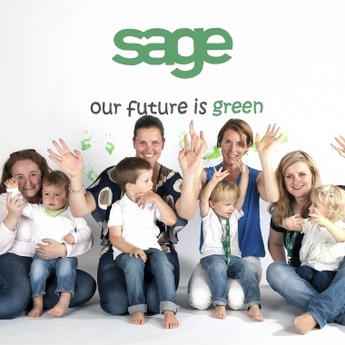 Our future is green!