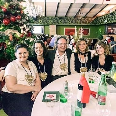 Weihnachtsfeier 2013, Team Human Resources