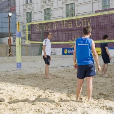 Sommerfest 2012 - Volleyballturnier
