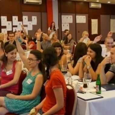 Junior Consultants Event 2013
