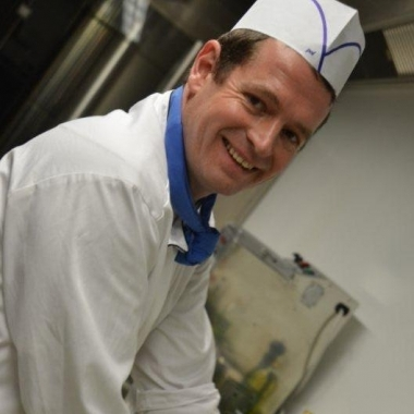 Mitglied des Culinary Teams - Arbeit macht Freude