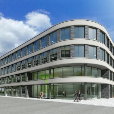 Unser Main Office in Bad Homburg