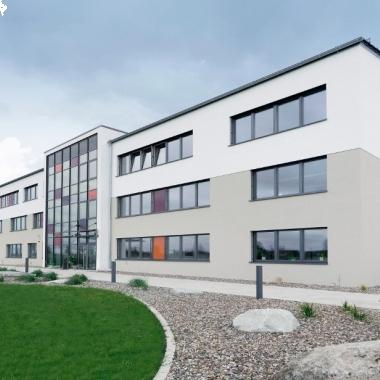 Unternehmenszentrale in Grafenrheinfeld