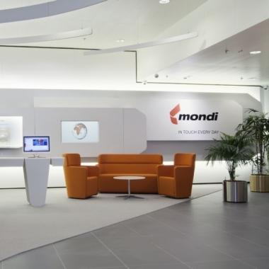 The Mondi Europe & International Headquarters in Vienna