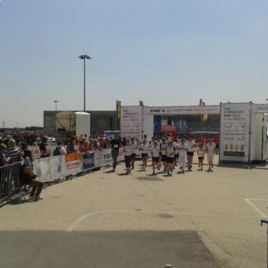 PPIler sportlich aktiv - hier beim jährlichen HSH-Run