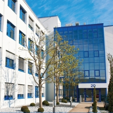Hauptsitz Ettlingen