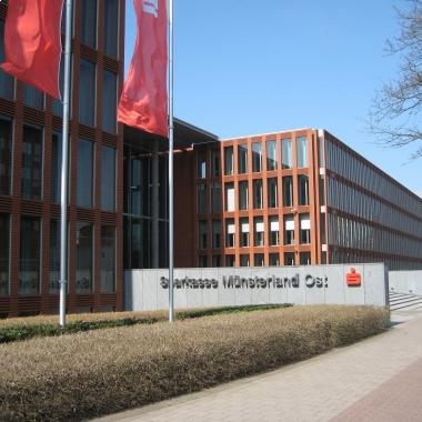 Zentrale der Sparkasse Münsterland Ost