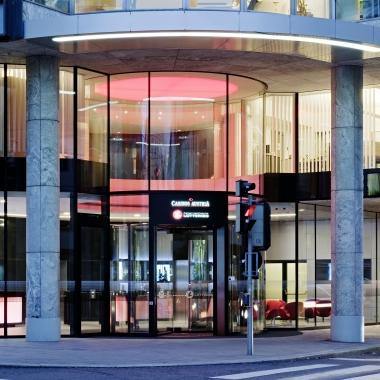Unser Firmensitz befindet sich am Rennweg 44, 1038 Wien.© Hertha Hurnaus