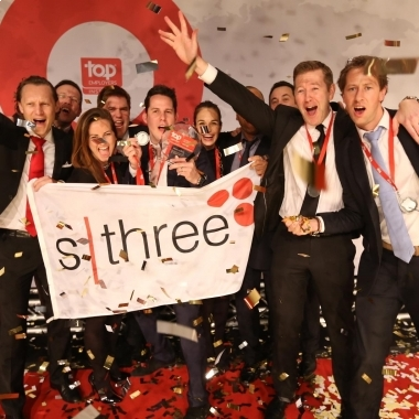 SThree ist Top Arbeitgeber Mittelstand 2014!