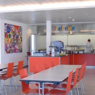 Unser Personalrestaurant ITRISSIMO