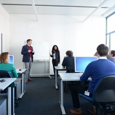 Das Trainings- & Supportcenter