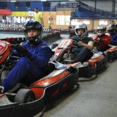ADVIS Sport- und Kulturevent - Karting